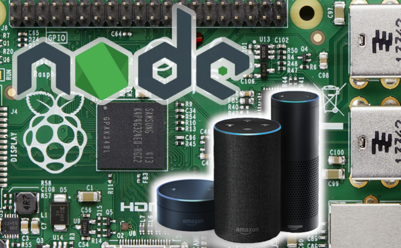 Control Anything with Alexa Using Node.JS